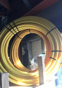 Gas Pipe (Yellow) 25mm x 50m – CLGPC25X50