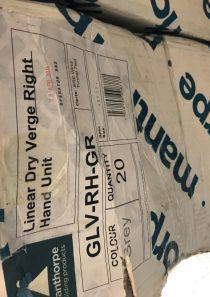 Linear Dry Verge (Right Hand) – CSDRYVER029