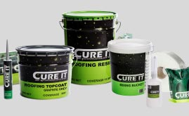 cure it product range