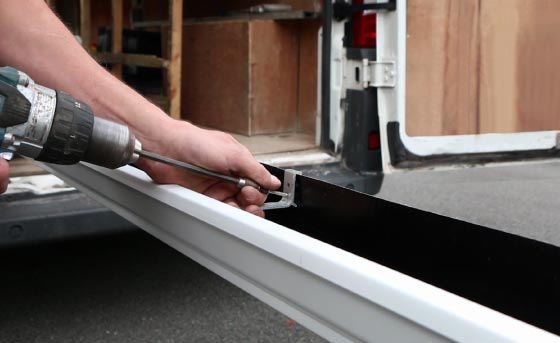 Aluminium Seamless Guttering And Rainwater Systems By The