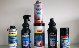 the fascia place cleaning products